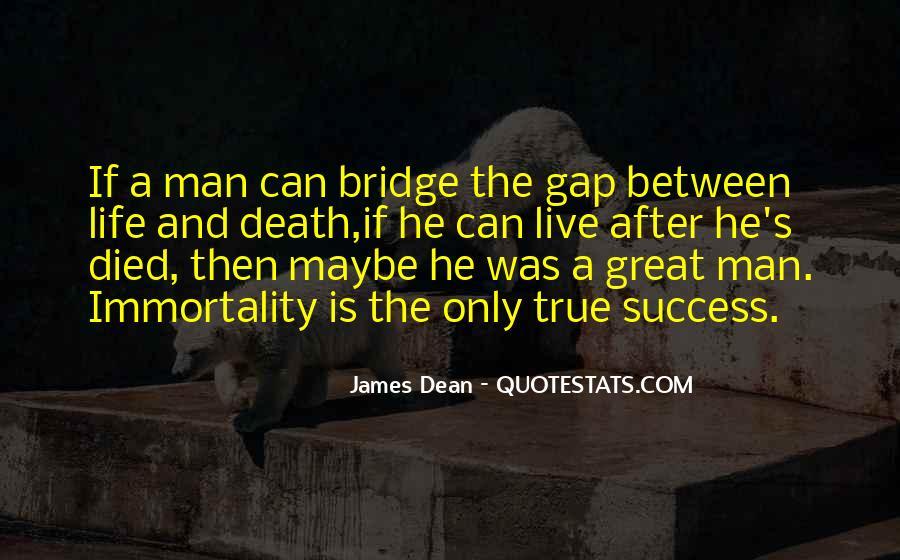 James Dean Quotes #1649678