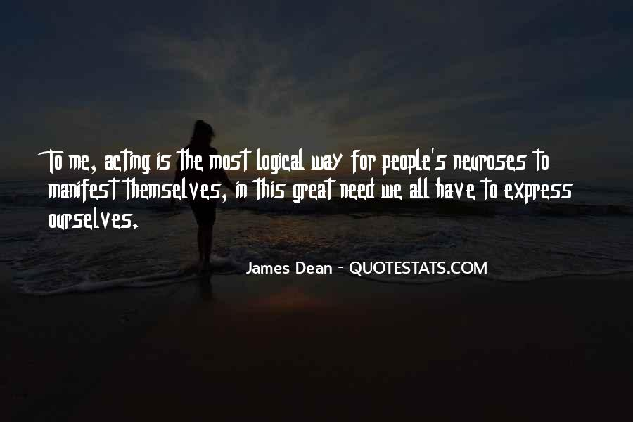 James Dean Quotes #1818505