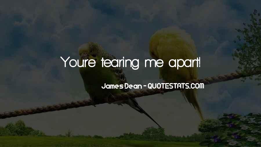 James Dean Quotes #195177