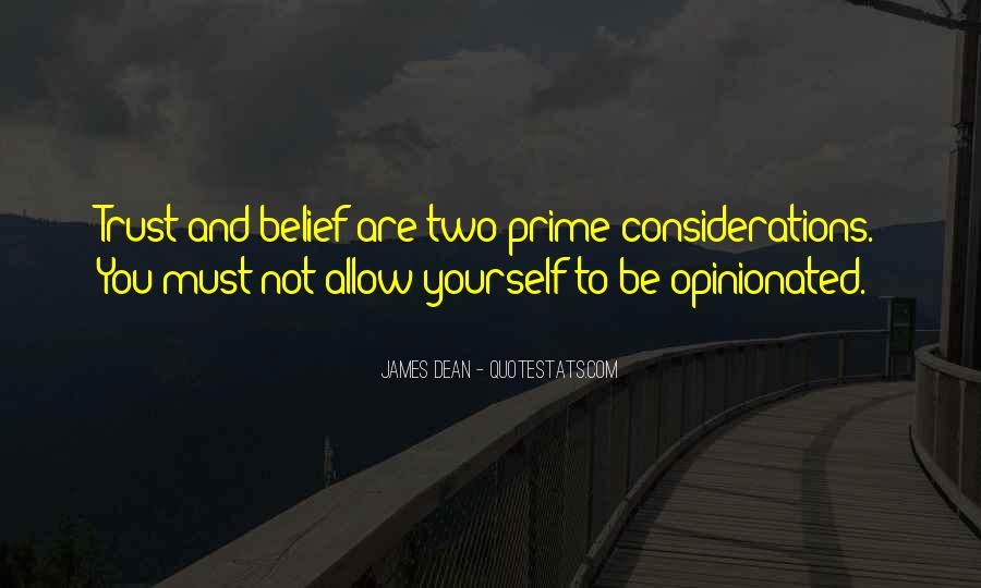 James Dean Quotes #238242