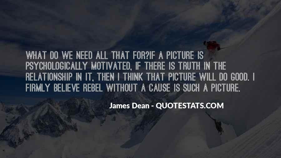James Dean Quotes #428597