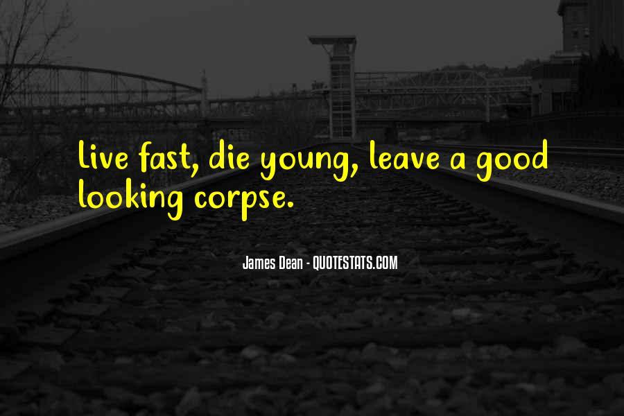 James Dean Quotes #491866