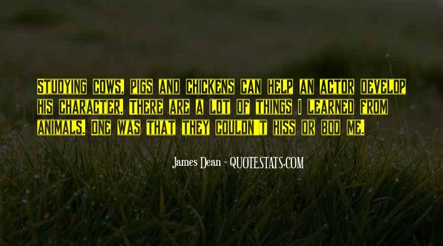James Dean Quotes #599736
