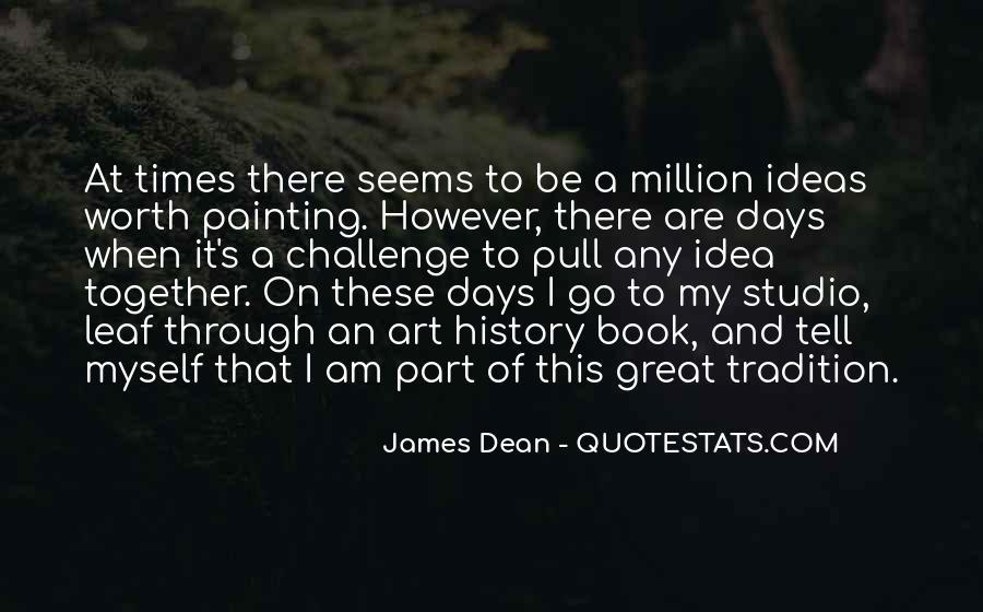 James Dean Quotes #817643