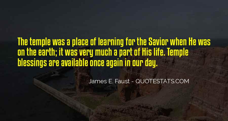 James E. Faust Quotes #117031