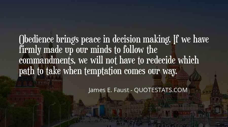 James E. Faust Quotes #1227884