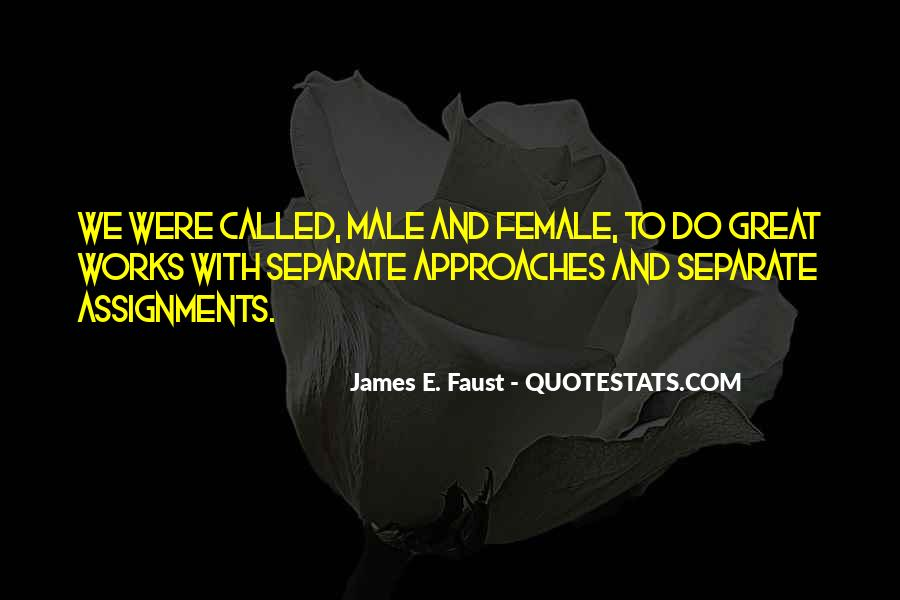 James E. Faust Quotes #1264857
