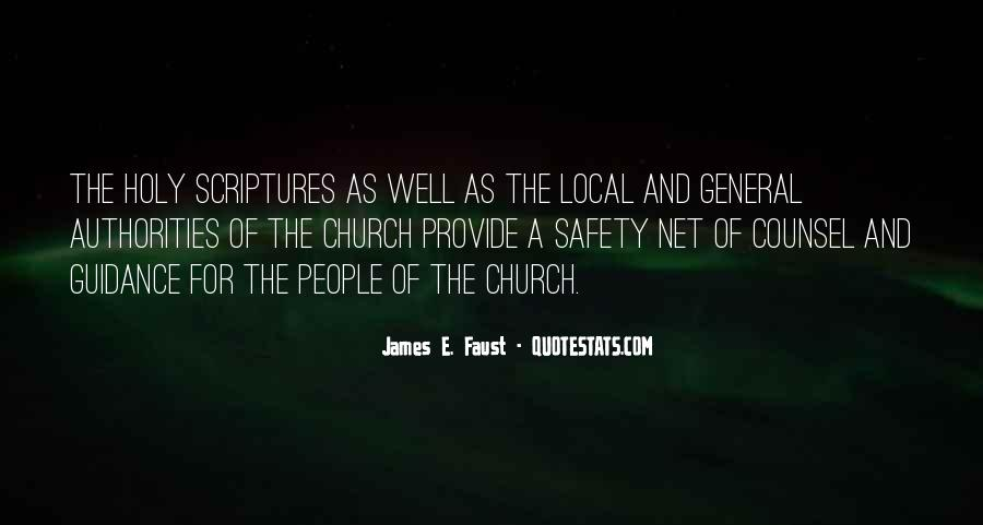 James E. Faust Quotes #1404300