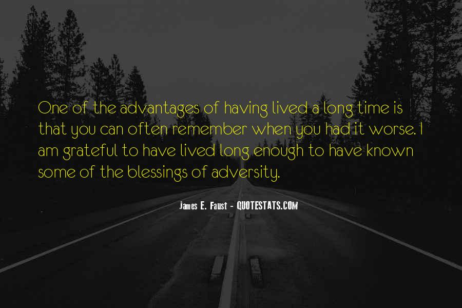 James E. Faust Quotes #146229