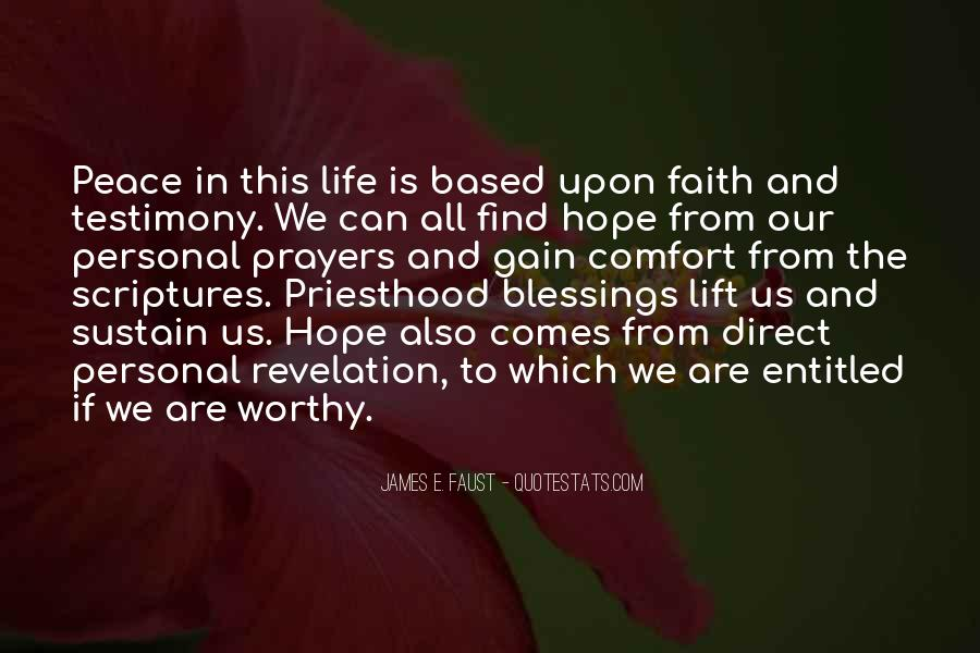 James E. Faust Quotes #1517756