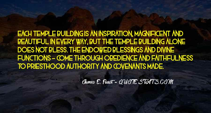 James E. Faust Quotes #1673965