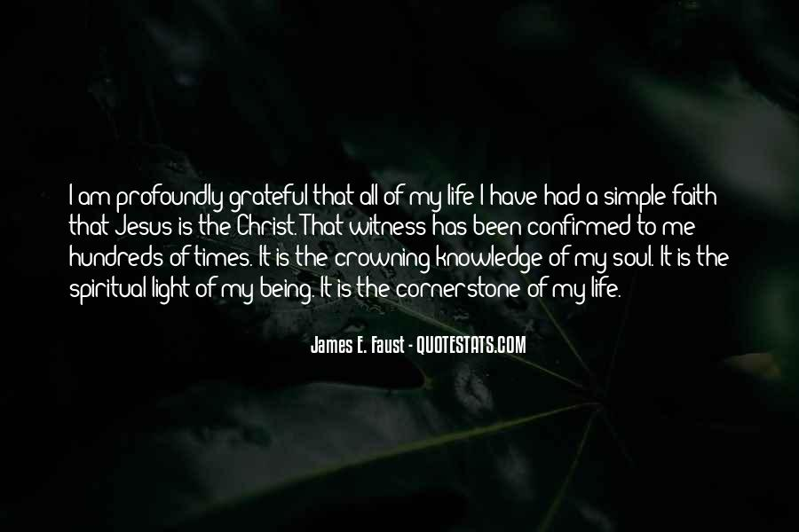 James E. Faust Quotes #1783360