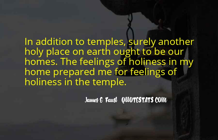 James E. Faust Quotes #830471