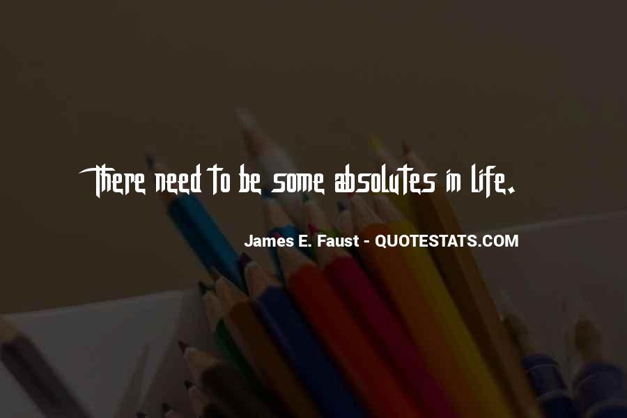 James E. Faust Quotes #871912