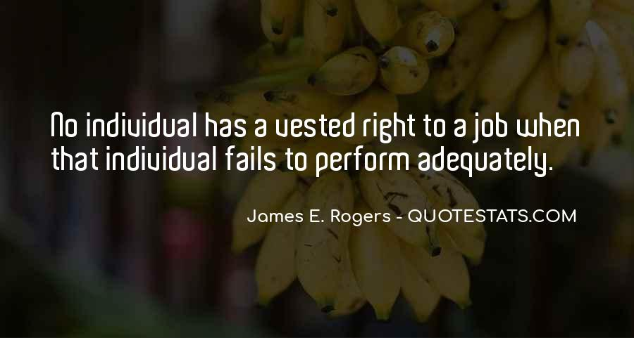 James E. Rogers Quotes #1231394
