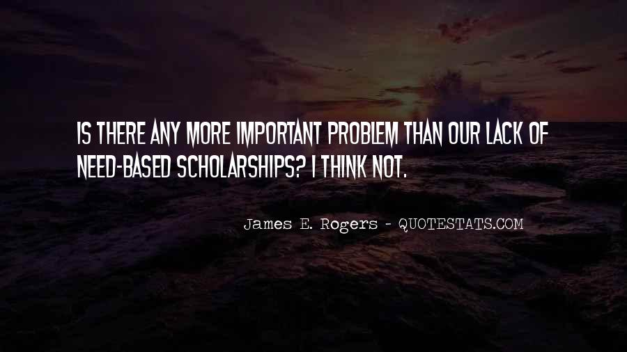 James E. Rogers Quotes #123148