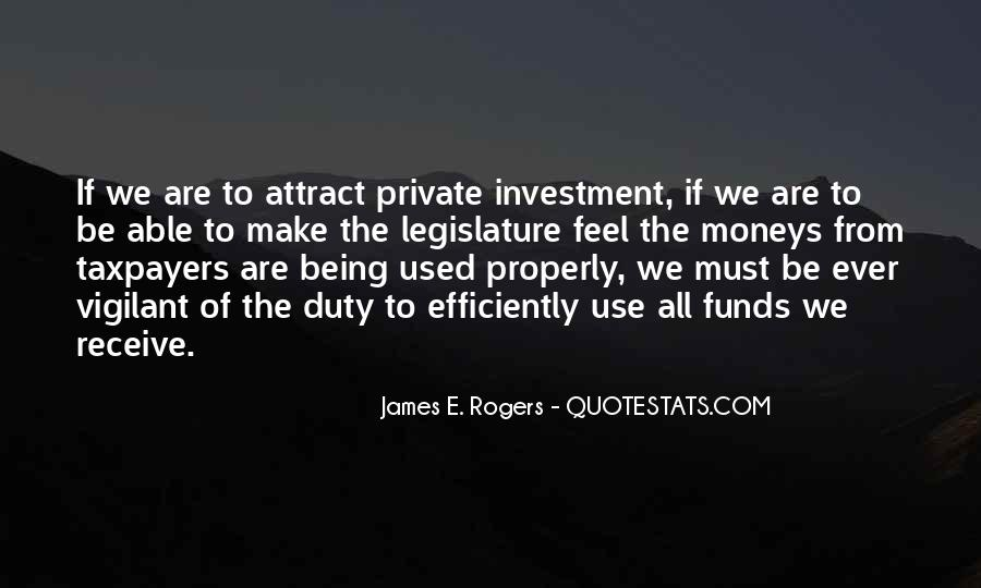 James E. Rogers Quotes #1241406