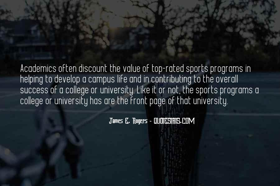 James E. Rogers Quotes #1607068