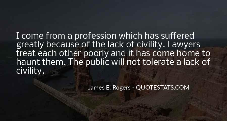 James E. Rogers Quotes #879232