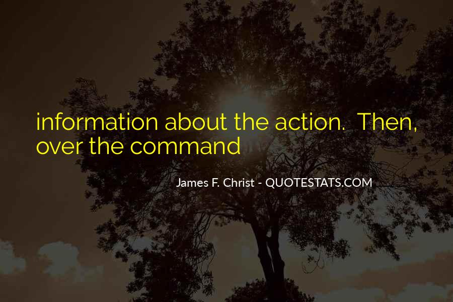James F. Christ Quotes #252876