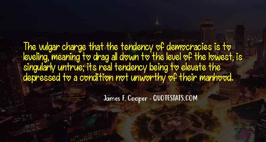 James F. Cooper Quotes #1073098