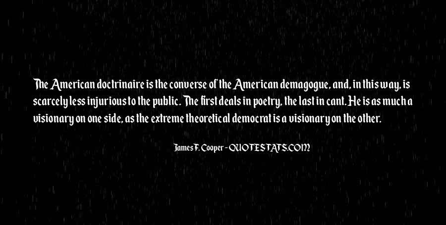 James F. Cooper Quotes #1158063