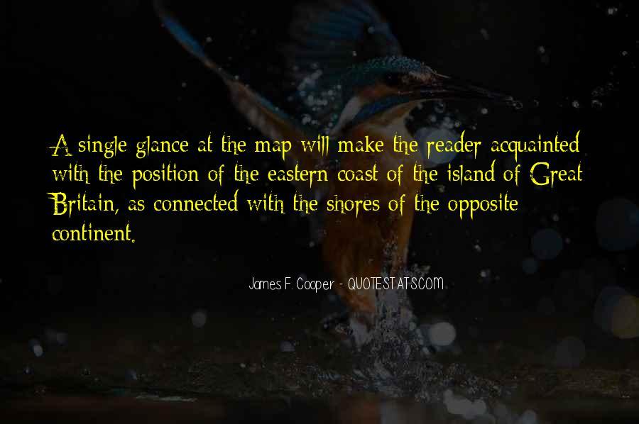 James F. Cooper Quotes #1164432