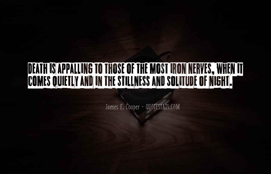 James F. Cooper Quotes #1199525