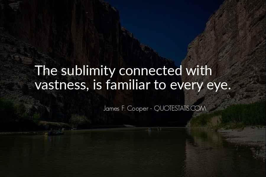 James F. Cooper Quotes #12031
