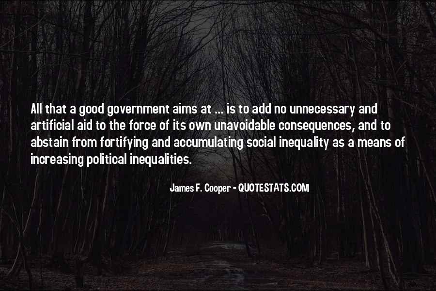 James F. Cooper Quotes #1318913