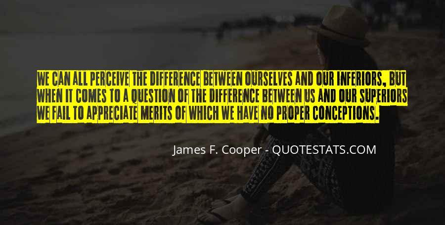James F. Cooper Quotes #1404066