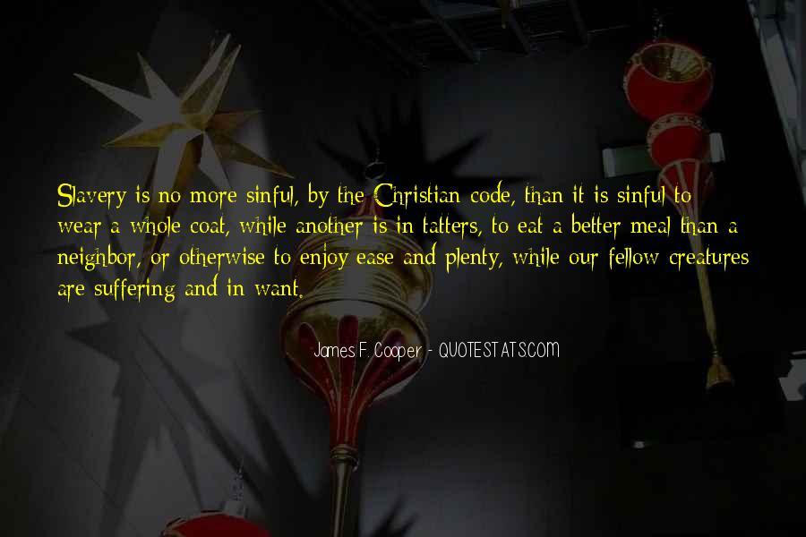 James F. Cooper Quotes #144154