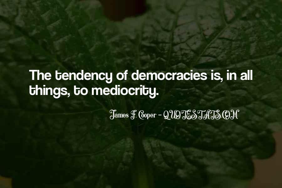 James F. Cooper Quotes #1442465