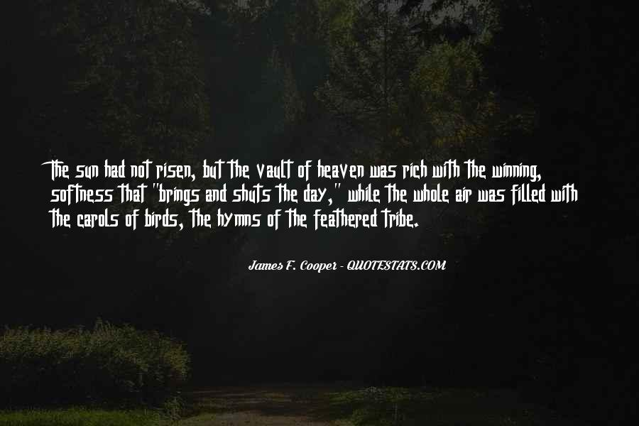 James F. Cooper Quotes #145063