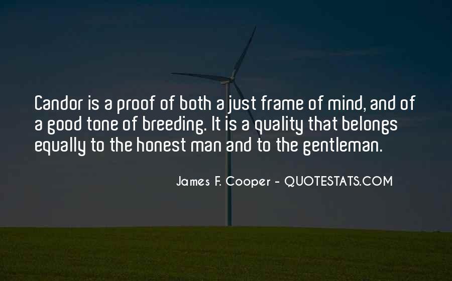 James F. Cooper Quotes #1589063