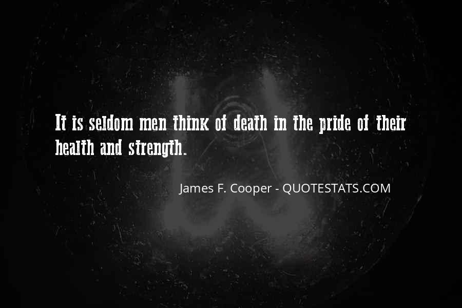 James F. Cooper Quotes #1607769