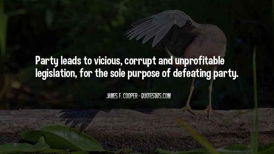James F. Cooper Quotes #1628861