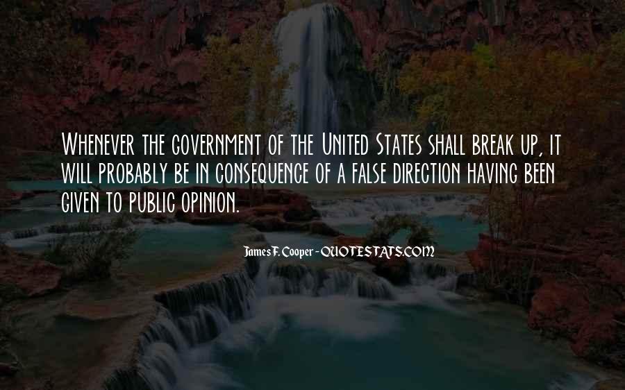 James F. Cooper Quotes #164405