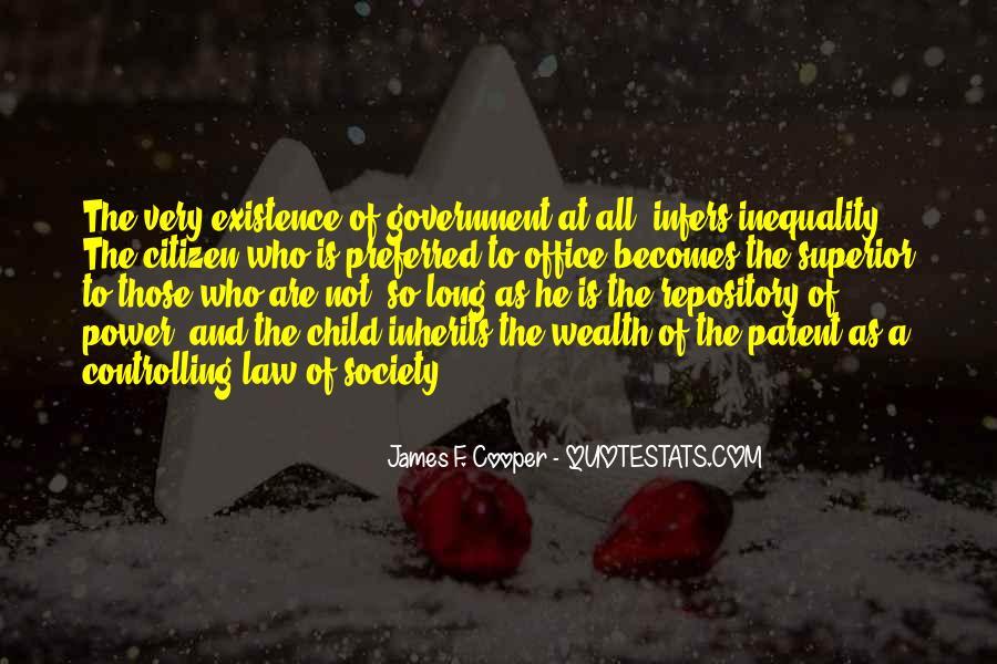 James F. Cooper Quotes #1869170