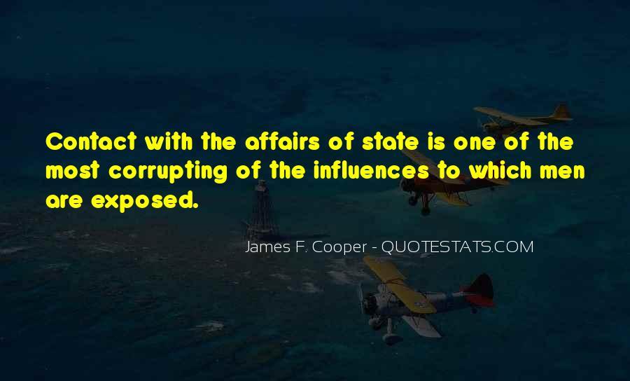 James F. Cooper Quotes #1871490