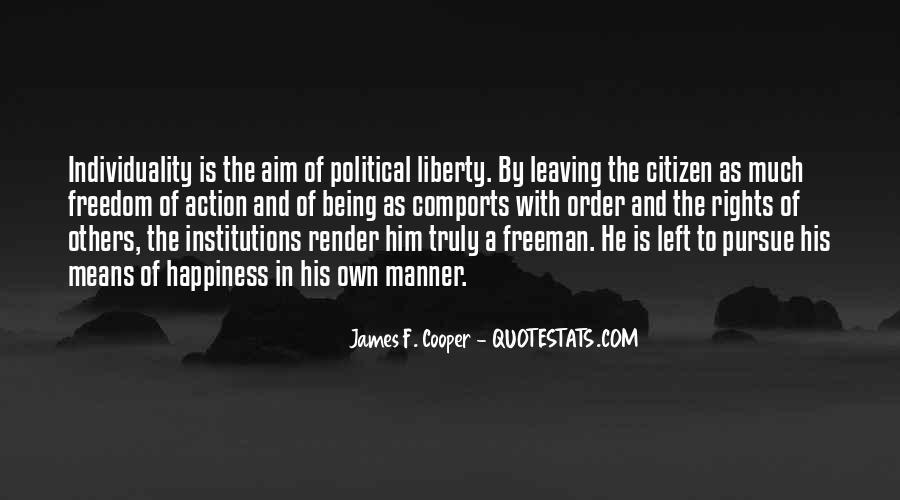 James F. Cooper Quotes #243231