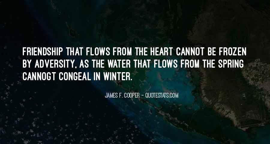 James F. Cooper Quotes #286917