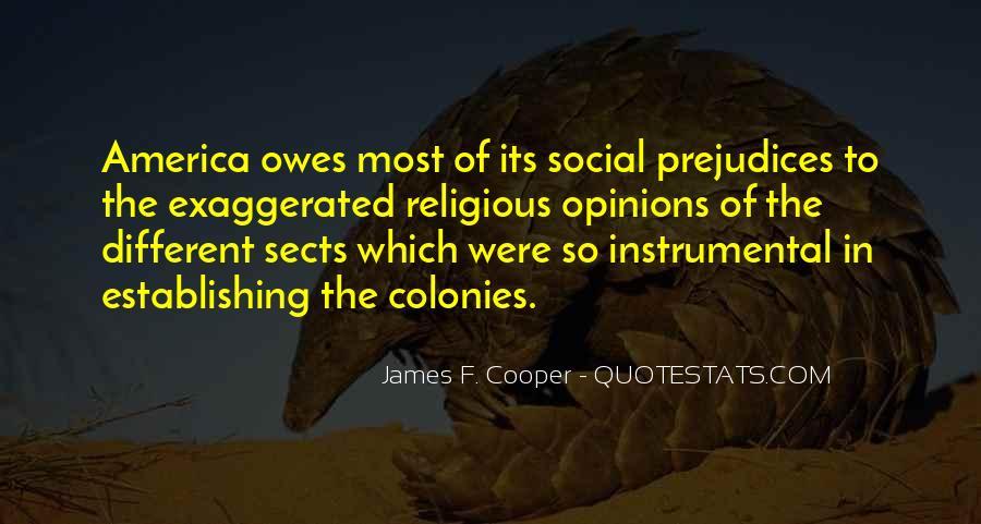 James F. Cooper Quotes #319846