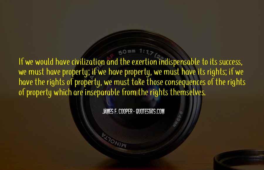 James F. Cooper Quotes #38714