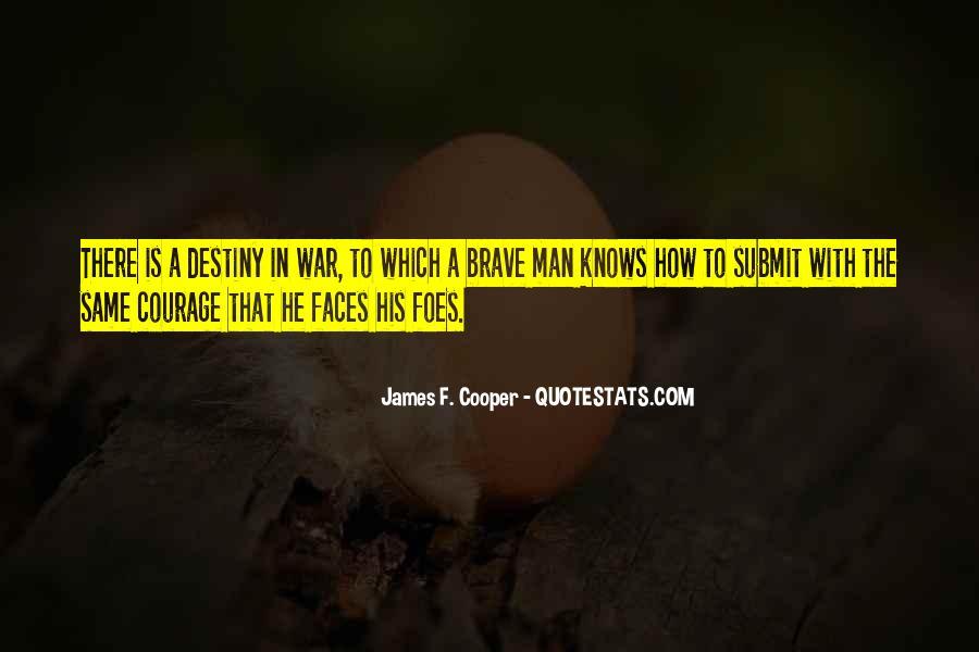 James F. Cooper Quotes #395944