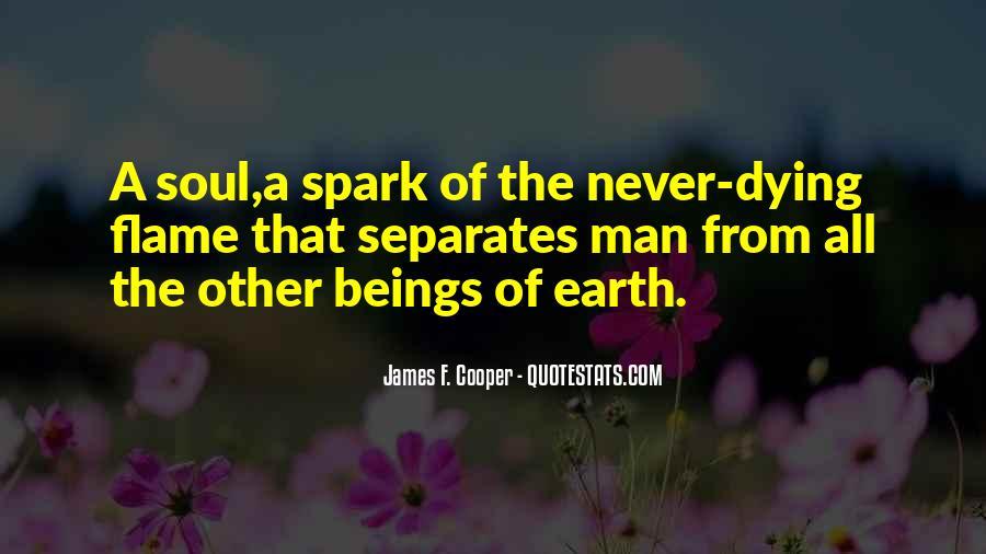James F. Cooper Quotes #501736