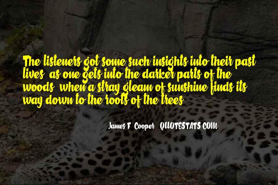 James F. Cooper Quotes #641356