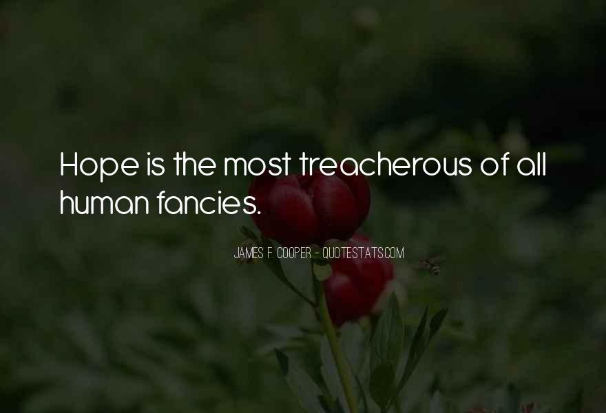 James F. Cooper Quotes #896925