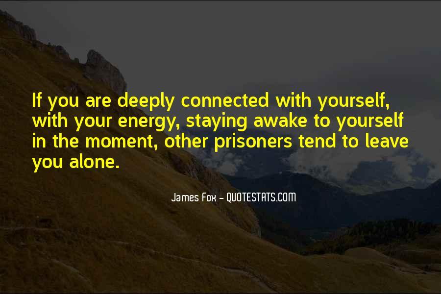 James Fox Quotes #1654834