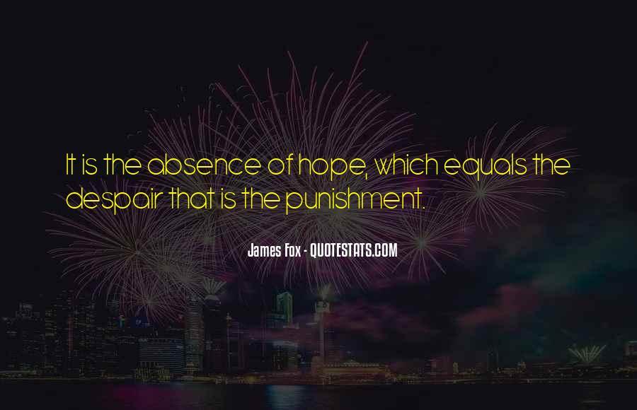 James Fox Quotes #759848